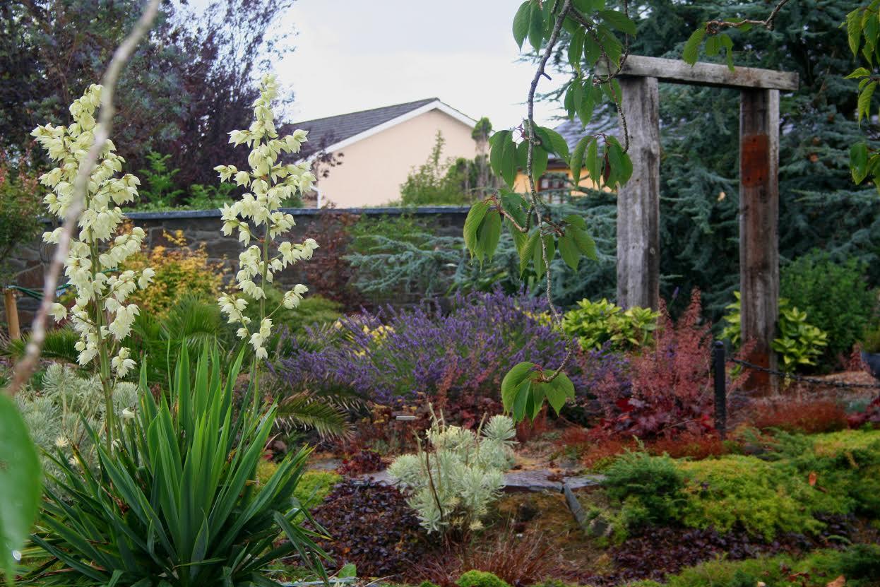 Front garden w